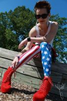 Patriotic 2 by TeaLightPhotos