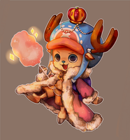 King Chopper  by MeluuArts