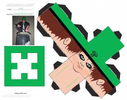 Riddler Cubee Richard Evans 1 by Da-BEv