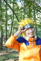 Naruto - Smiling by Stray-Cat-Yoru