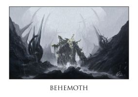 Behemoth by incarnateddevotion