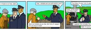 Summer Wine Comic 24 by MST3Claye