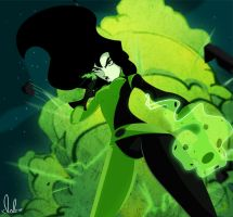 Shego's Just Jammin by Whatyawant