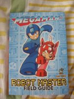 Megaman: Robot Master field guide by Twilightberry