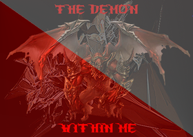 the demon within by godofallgodofdeath