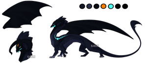 Sharam Adoptable - CLOSED by Karijn-s-Basement