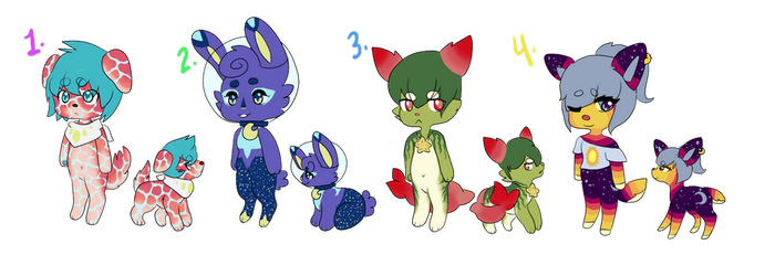 Point Adoptables OPEN by Oekapi