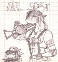 Airsoft by Chibibass