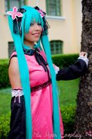 Miku Sing for Me by plu-moon