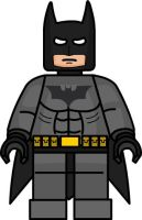 Lego Batman by creepyboy