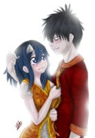 Blood Lad !!! by Zizus15