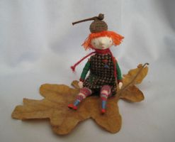 little acorns are afraid of wi by talitka