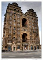 Divine Lorraine Hotel by yellowcaseartist