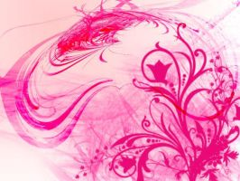 wallpaper pink by lnx03