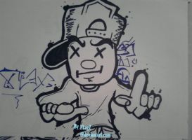 Number 1 by FLagZ