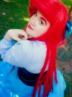 The Little Mermaid - Ariel by CherryMemories