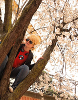 Dave Strider  @HOMESTUCK by CarcinoVantasKisu