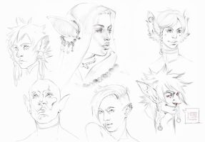 Head Warmups by Eyecager