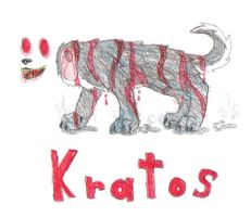 Kratos the Gallytrotter by AmiliaLongTail