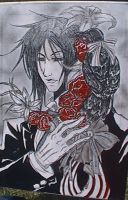 Sebastian Michaelis by nightmarefreak101