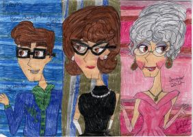 From Boy to Woman by Toongrrl