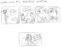 Extra comic - Redemption Shipping by mizj