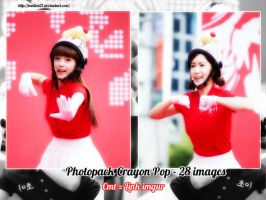 Photopack Crayon Pop #1 by baolinh21