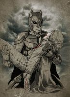 Death of the Joker by house-mouse