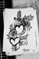 Hearts by cydienne