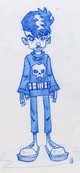 Lil Punisher by Axel13-Gallery