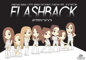 AFTERSCHOOL FLASHBACK by jinsuke04