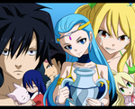 Fairy Tail - Special #15 by lWorldChiefl