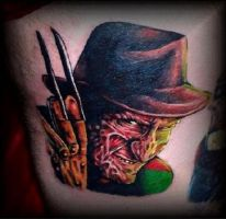 freddy by tattoos-by-zip