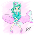 OC Patty Cakes~ Tuna-Patty Contest Submission by Rhythmspinning