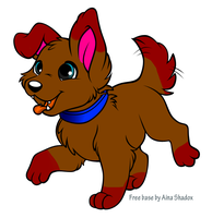 Shash (puppy) by 12lovelycuteness