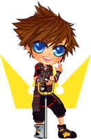 Sora - KHIII by Judaime