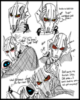 General Grievous Sketches by PurpleRAGE9205