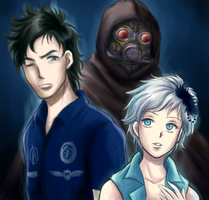 Zero Escape - Virtue's Last Reward - No.1 by Taco-Yaki