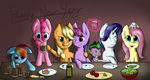 Happy New Year Everypony ! by Wave-Realm