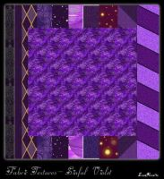 Fabric Textures- Sinful Violet by SweetAmorito
