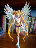 Eternal sailor moon by Firefly-of-death