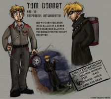 Bridgeport: Tom Dogget by toktobis