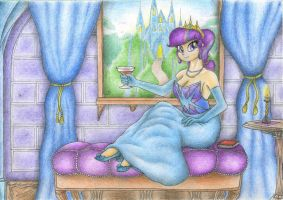 Castles and Sparkles by Sinaherib