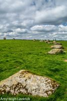 Long meg and her daughters. by Princess-Amy