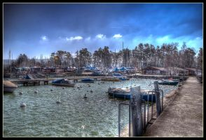 HDR Yvonand 9 by sandpiper6