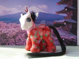 Kikuya The Geisha Custom MLP by bambikate