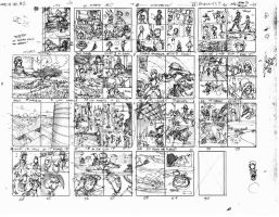 Oz the manga layouts by Dhutchison