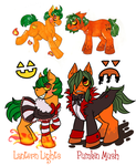 Nightmare Before Pony Adopts! [Closed] EXTRA ART by 207-Designs