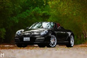 Porsche Boxster S by Mishari-Alreshaid