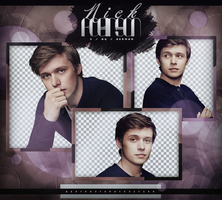 Pack png 1680: Nick Robinson by xbestphotopackseverr
